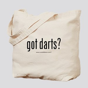 got darts?  Tote Bag